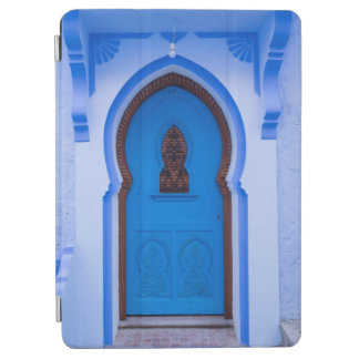 Blue Moroccan Door iPad Air Cover