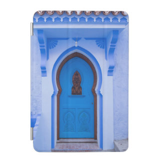 Blue Moroccan Door iPad Mini Cover