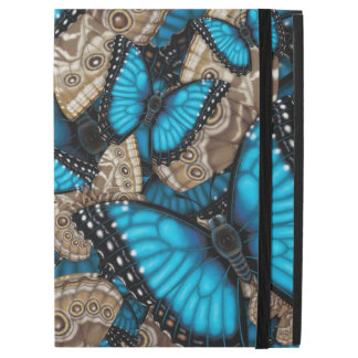 "Blue Morpho Butterflies iPad Pro 12.9"" Case"