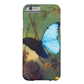 Blue Morpho Butterfly iPhone 6 case Barely There iPhone 6 Case