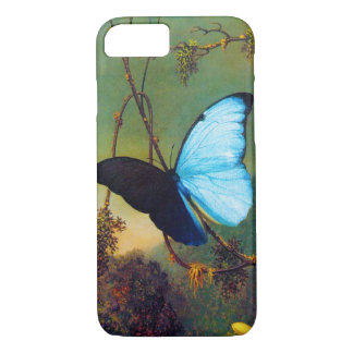 Blue Morpho Butterfly iPhone 7 case