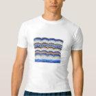 Blue Mosaic Men's Performance T-Shirt