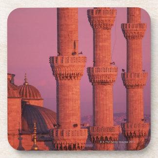 Blue Mosque Beverage Coasters