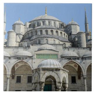 Blue Mosque in Istanbul Turkey Ceramic Tile