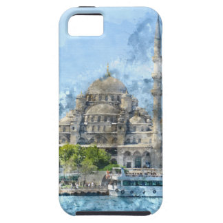 Blue Mosque in Istanbul Turkey iPhone 5 Case
