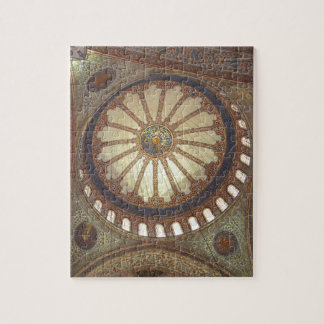 Blue Mosque Interior Istanbul, Turkey Jigsaw Puzzle