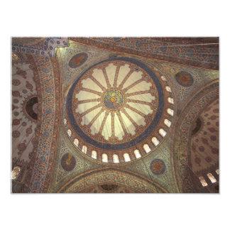 Blue Mosque Interior Istanbul, Turkey Photo Print