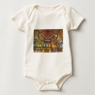 Blue Mosque Istanbul Baby Bodysuit