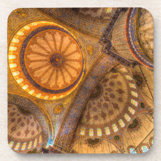 Blue Mosque Istanbul Coaster