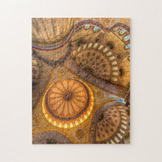 Blue Mosque Istanbul Jigsaw Puzzle