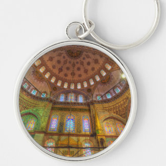 Blue Mosque Istanbul Keychain