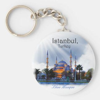 Blue Mosque- Istanbul Keychain