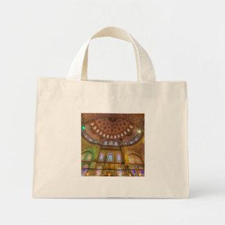 Blue Mosque Istanbul Mini Tote Bag