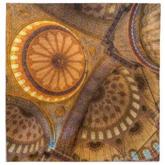 Blue Mosque Istanbul Napkin