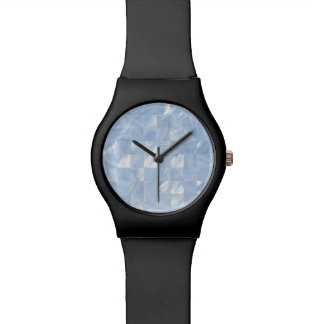 Blue Mother Of Pearl Natural White Dial Watch