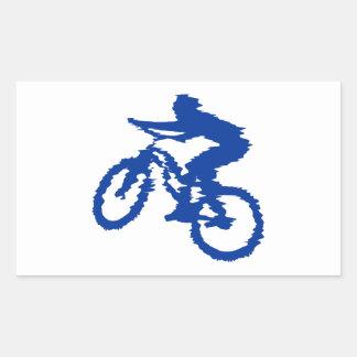 Blue Mountain Bike Sticker
