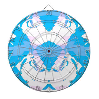 Blue mountain Christmas Dartboard