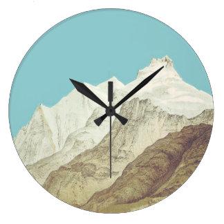 Blue Mountain Clock