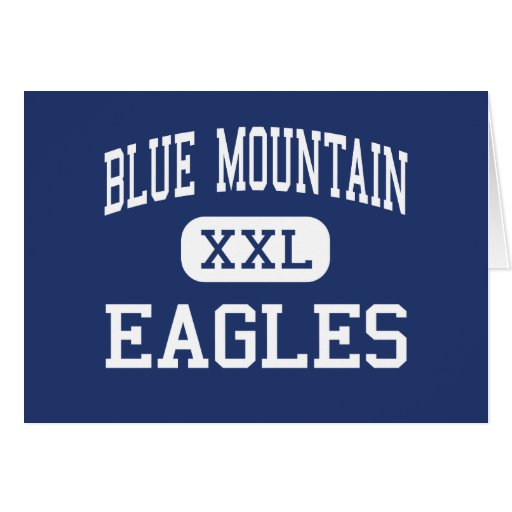 Blue Mountain Eagles Middle Orwigsburg Cards