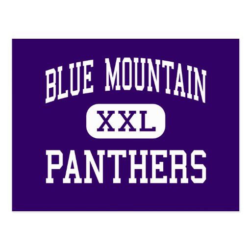 Blue Mountain - Panthers - Junior - John Day Post Cards