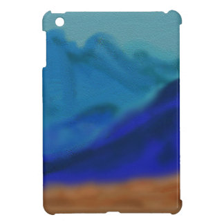 Blue Mountains Art Cover For The iPad Mini
