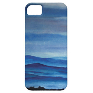 Blue Mountains Art iPhone SE + iPhone 5/5S Case