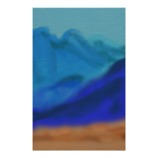 Blue Mountains Art Stationery