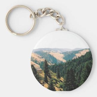 Blue Mountains Keychain