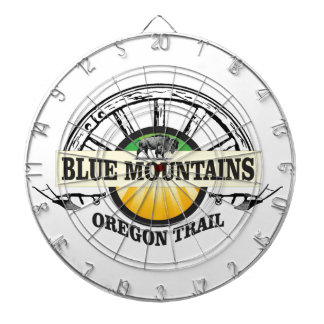 Blue mountains ot pass dartboard