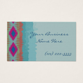 Blue Mountains/ Southwestern Business Card