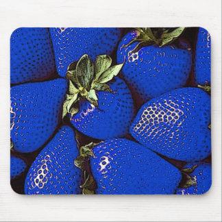 Blue !! mouse pad