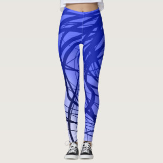 Blue Movement - Leggings