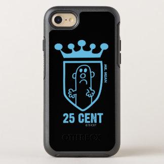 Blue Mr. Mean Crest & Crown OtterBox Symmetry iPhone 7 Case