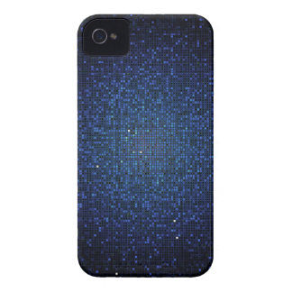 Blue Navy Glitter Sequin Mate ID™ iPhone 4/4S Case
