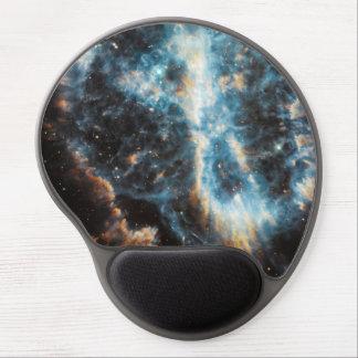 Blue Nebula - Gel Mousemat Gel Mouse Pad