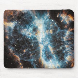 Blue Nebula - Mousemat Mouse Pad