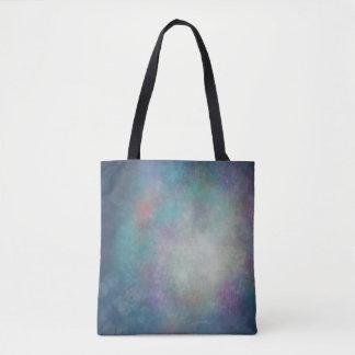 Blue Nebula Tote Bag