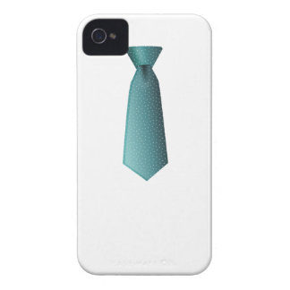 Blue Necktie Case-Mate iPhone 4 Cases