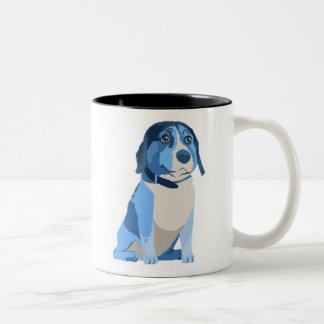Blue Ned Mug