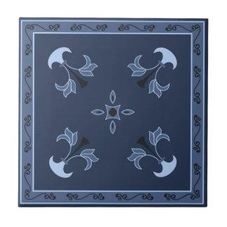 Blue Night Tile