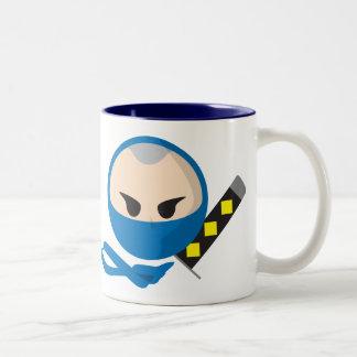 Blue Ninja Mug