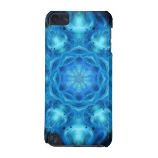 Blue Nova Mandala iPod Touch (5th Generation) Cases