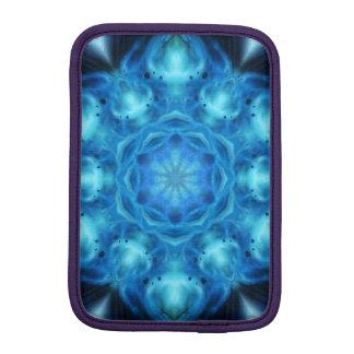 Blue Nova Mandala Sleeve For iPad Mini