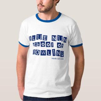 Blue Nun school of Bowling - Customized T-Shirt
