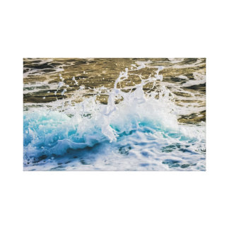 Blue Ocean Canvas Print