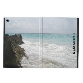 Blue Ocean with Foamy Waves Seascape Personalized
