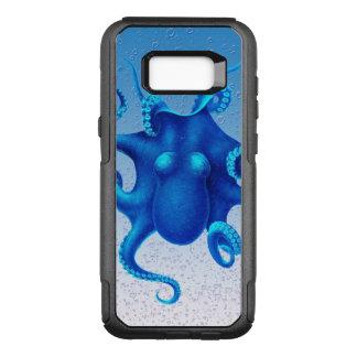 Blue Octopus Pop OtterBox Commuter Samsung Galaxy S8+ Case
