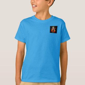 Blue OFFICIAL AFTER shirt
