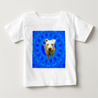 Blue on Blue Baby T-Shirt