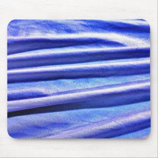 Blue Optical Illusion Mouse Pad